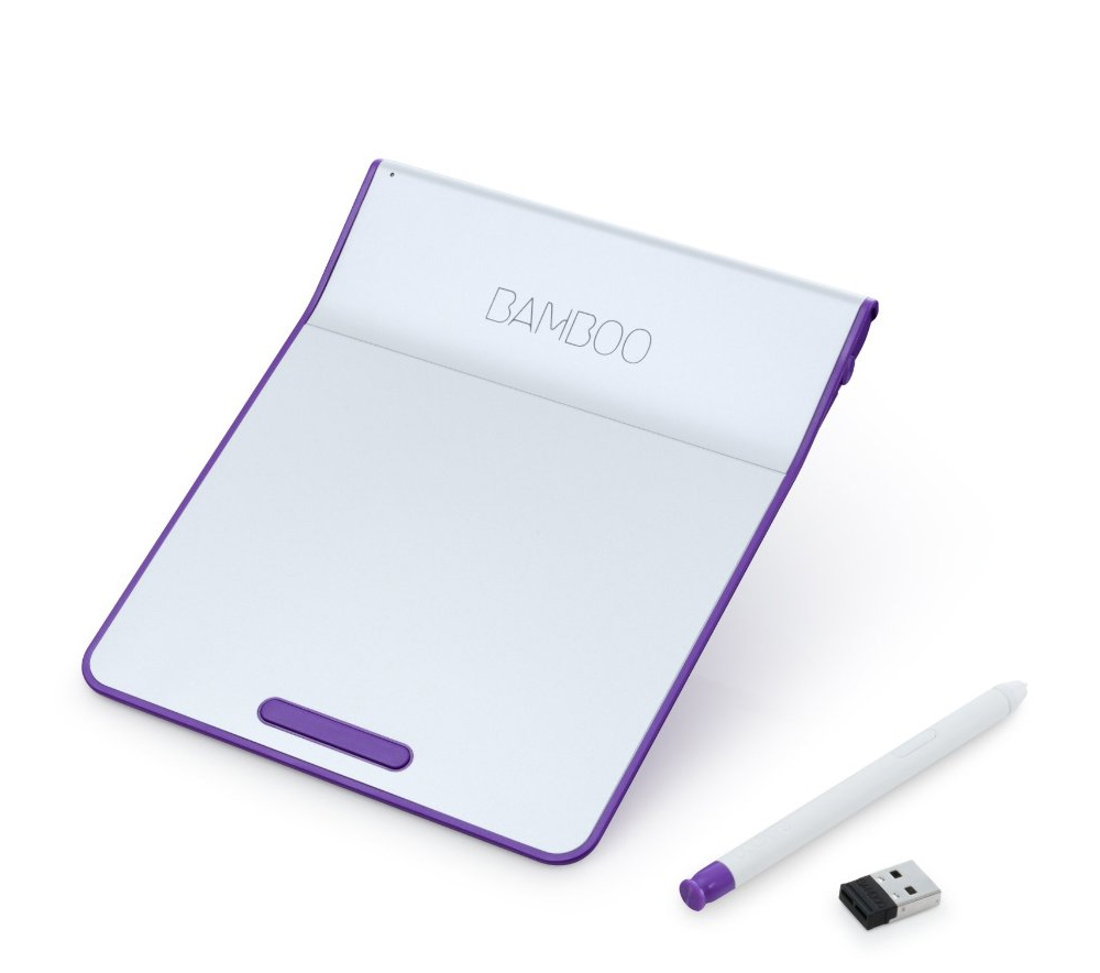 Win a Wacom Wireless Bamboo Touchpad
