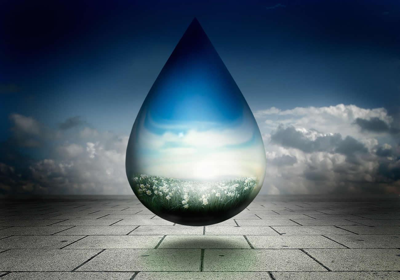 ben goossens water drop surreal art