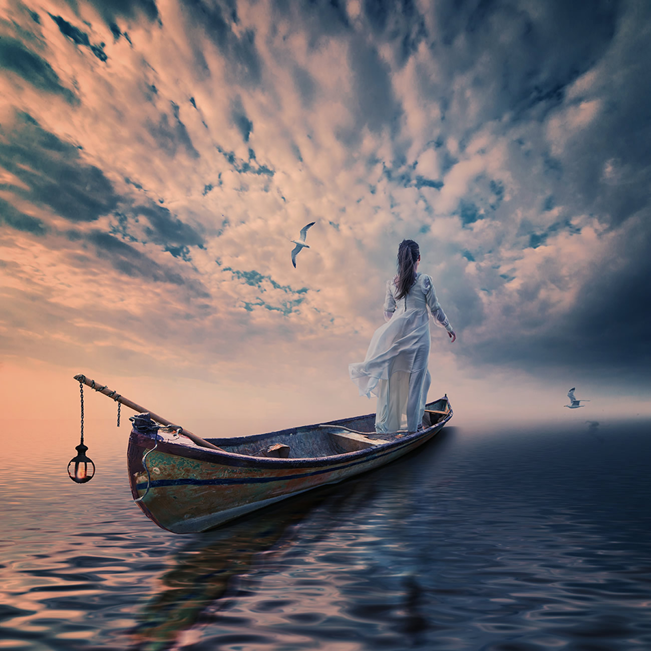 caras ionut boat sea