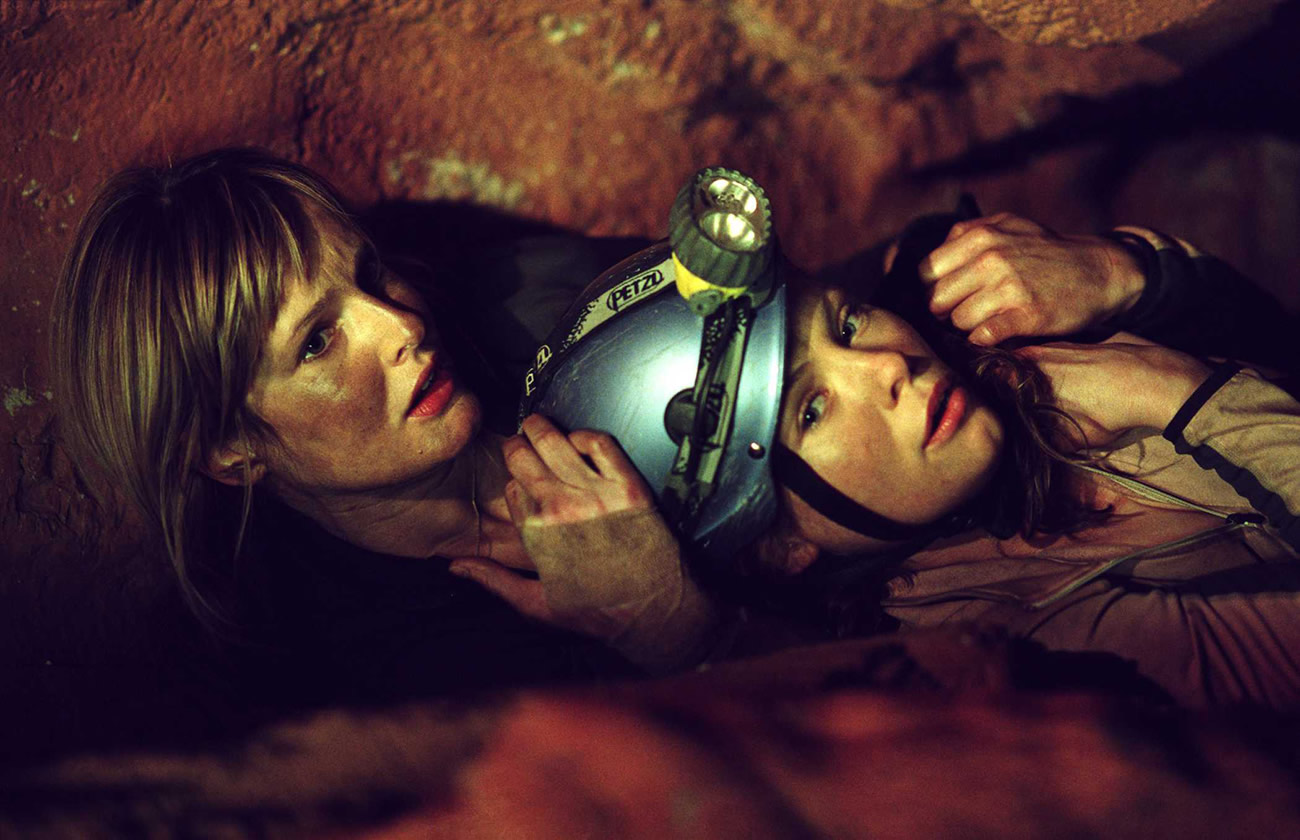 the descent movie 2005, caving expedition