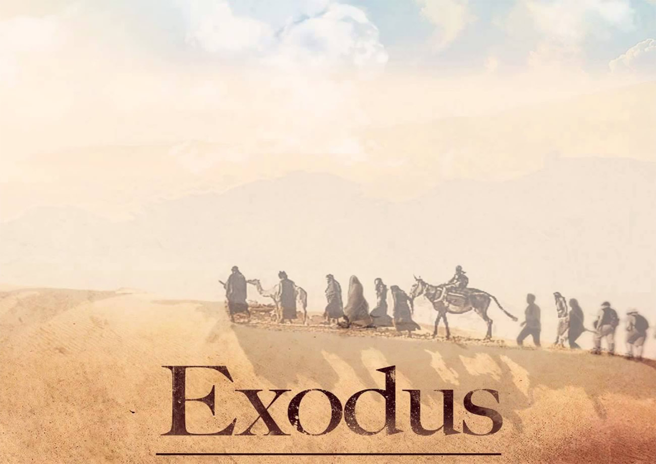 exodus ridley scott, christian bale, desert, egypt, 2014, movie