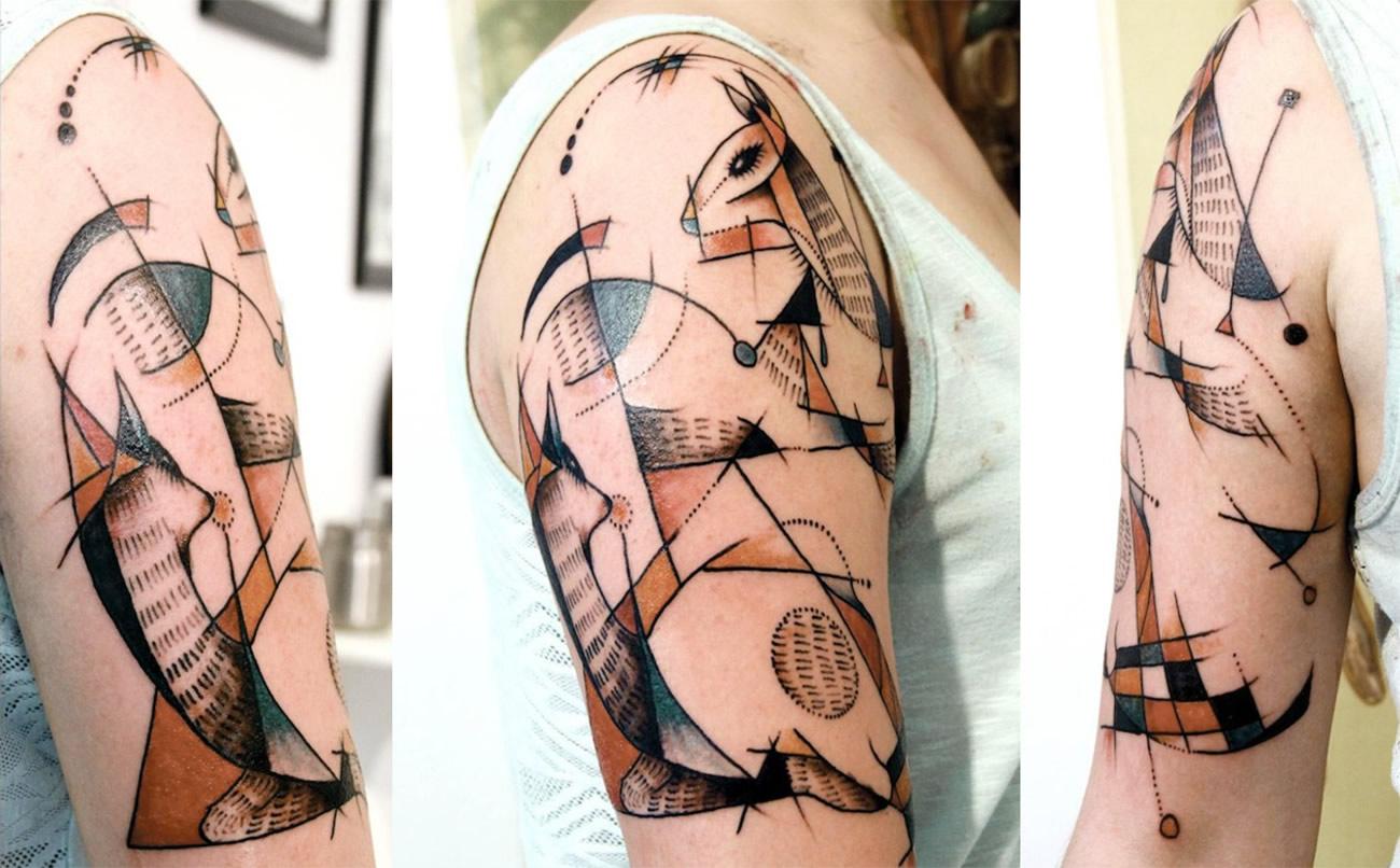 tattoo by Alejandro Ferrer Acosta