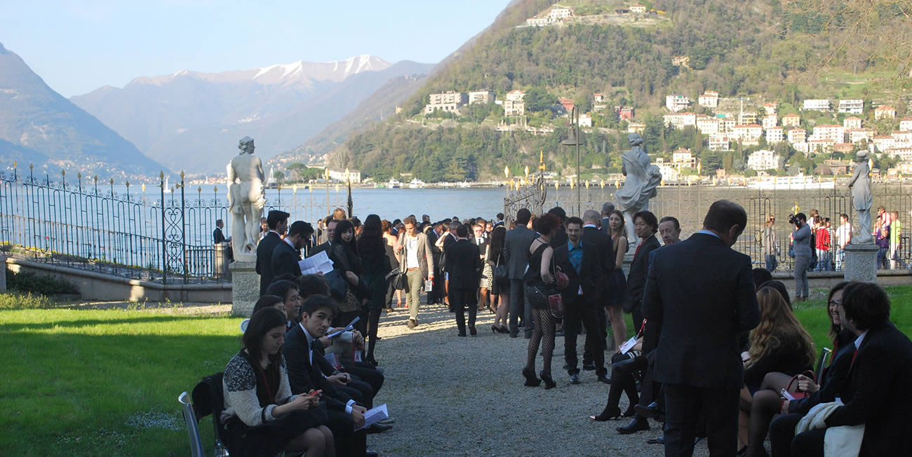 a' design award gala in lack como italy