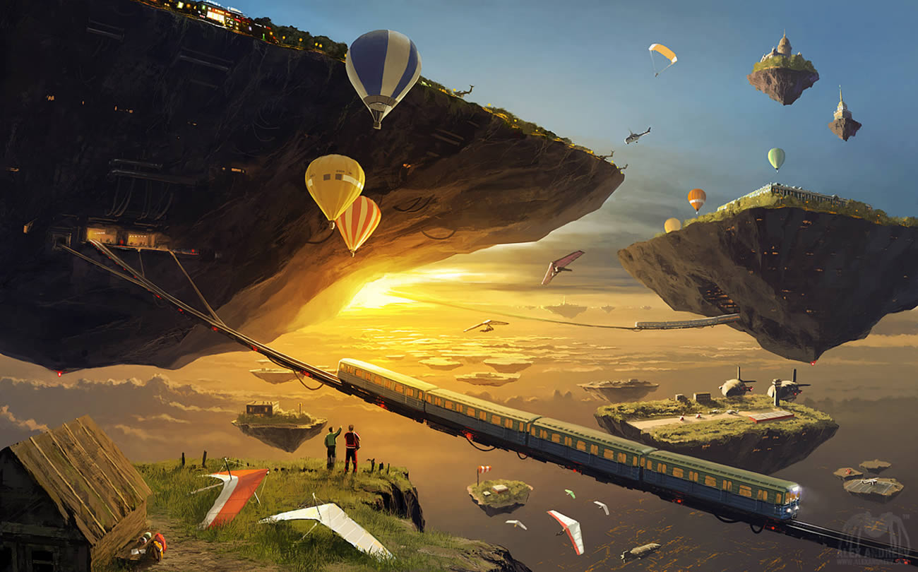 fantasy land by alex andreev