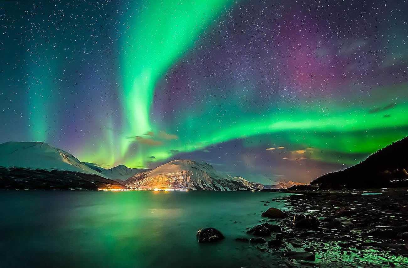arild heitmann northern lights