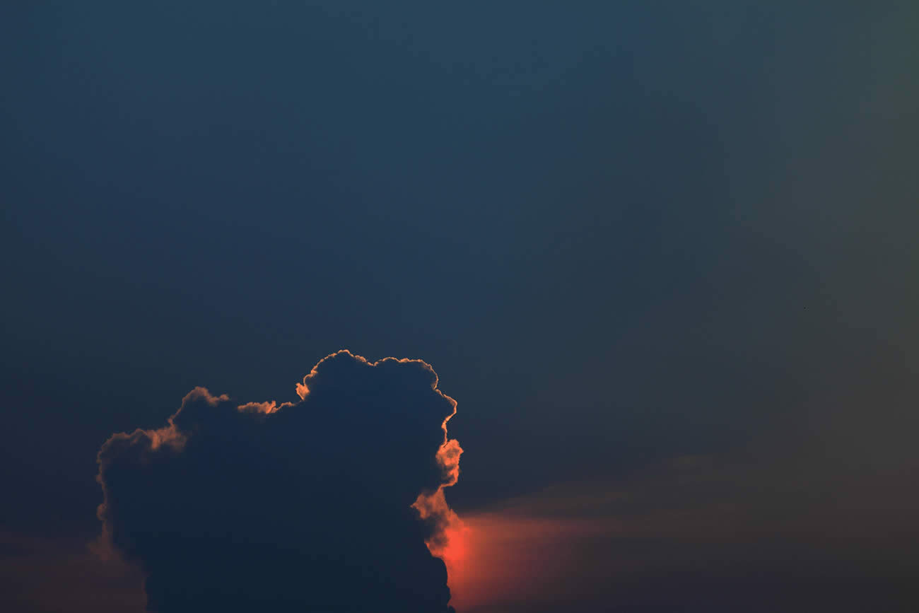 cloud silhouette by arixxx
