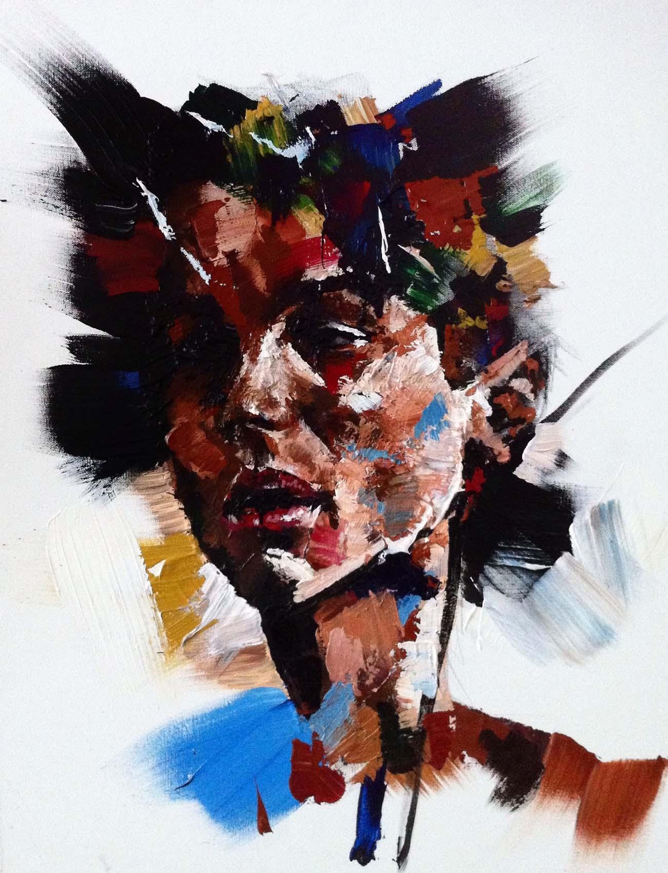 joseph lee painter abstract