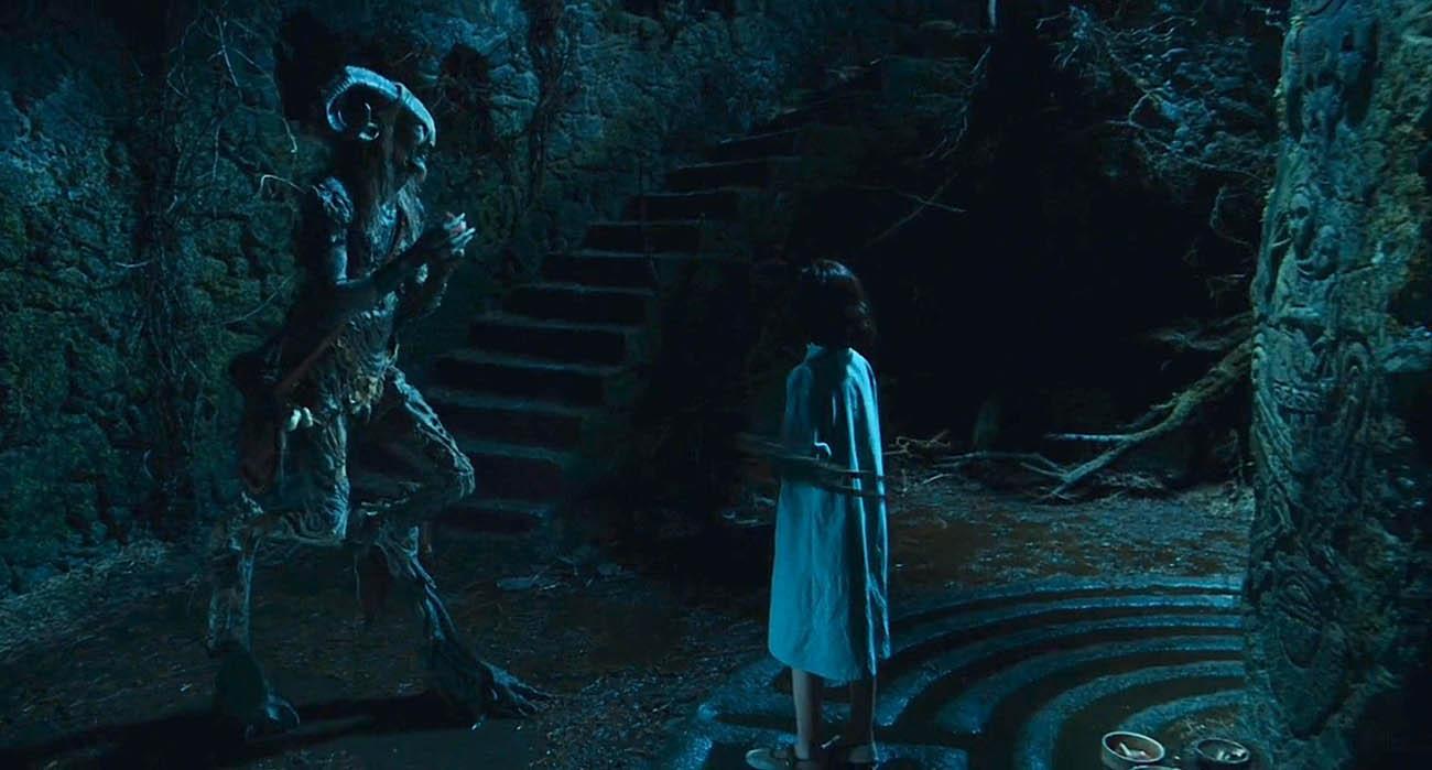 pan's labyrinth faun magical