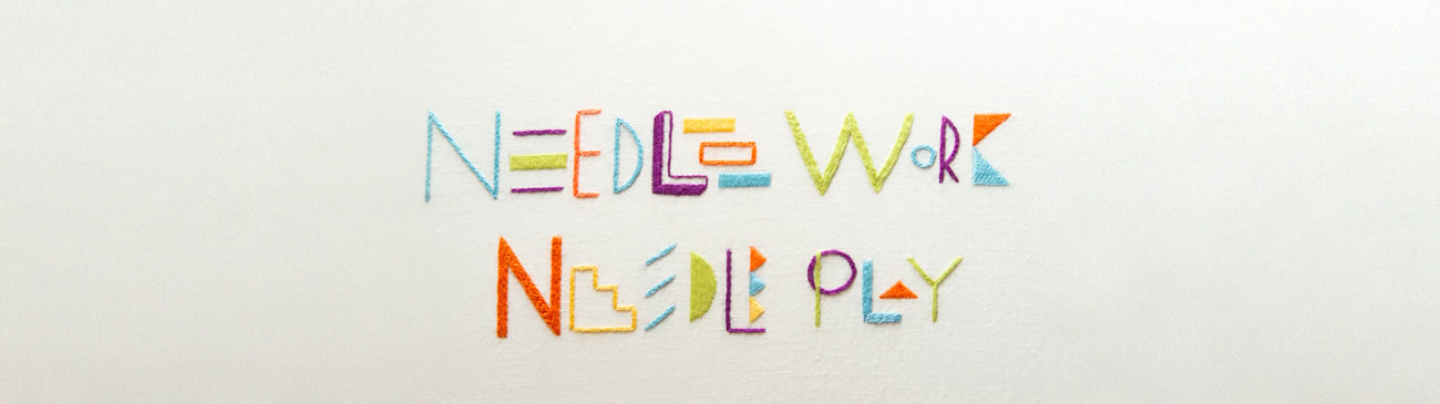 needlework letters by maricor maricar