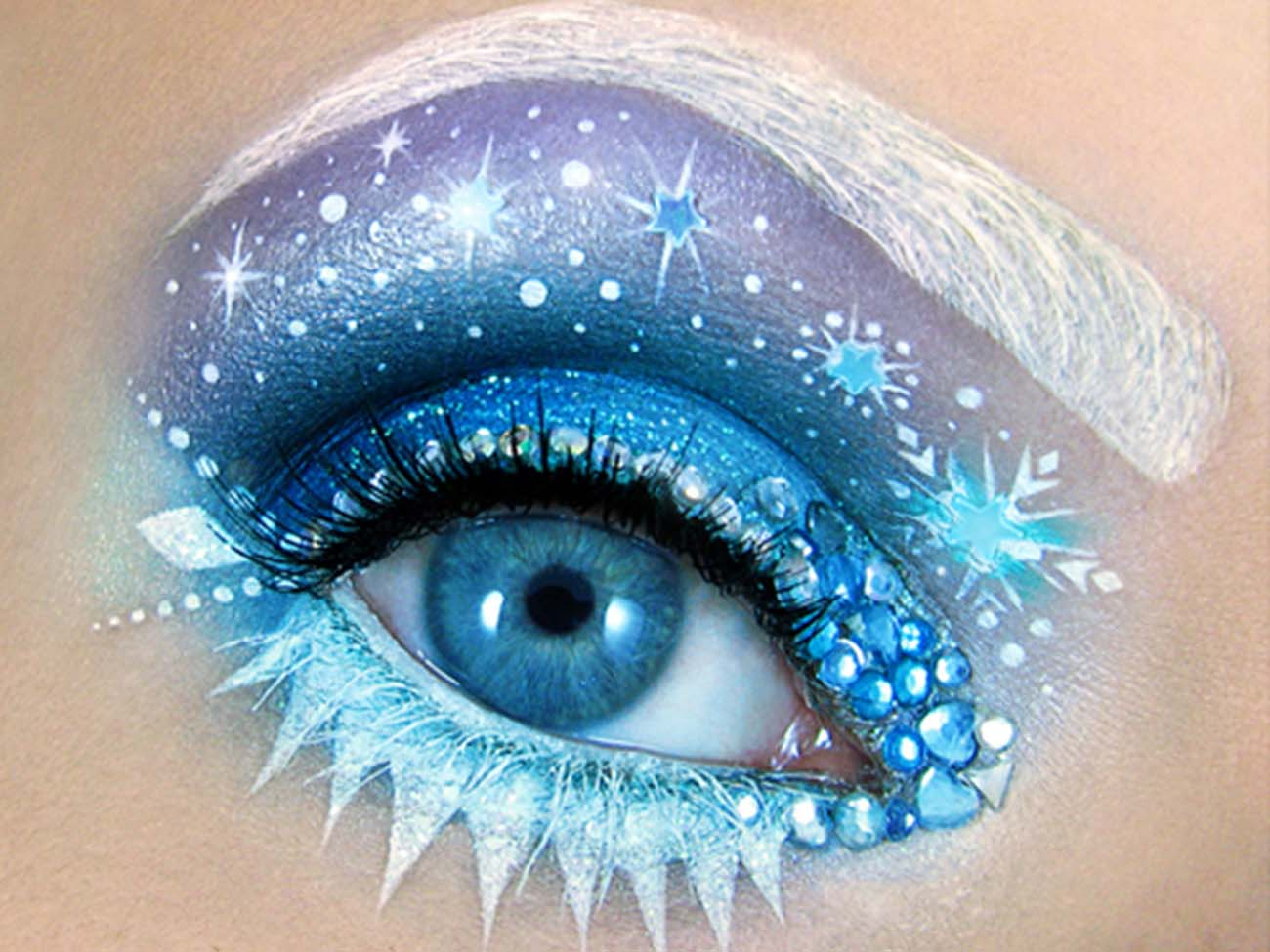 tal peleg frozen make up