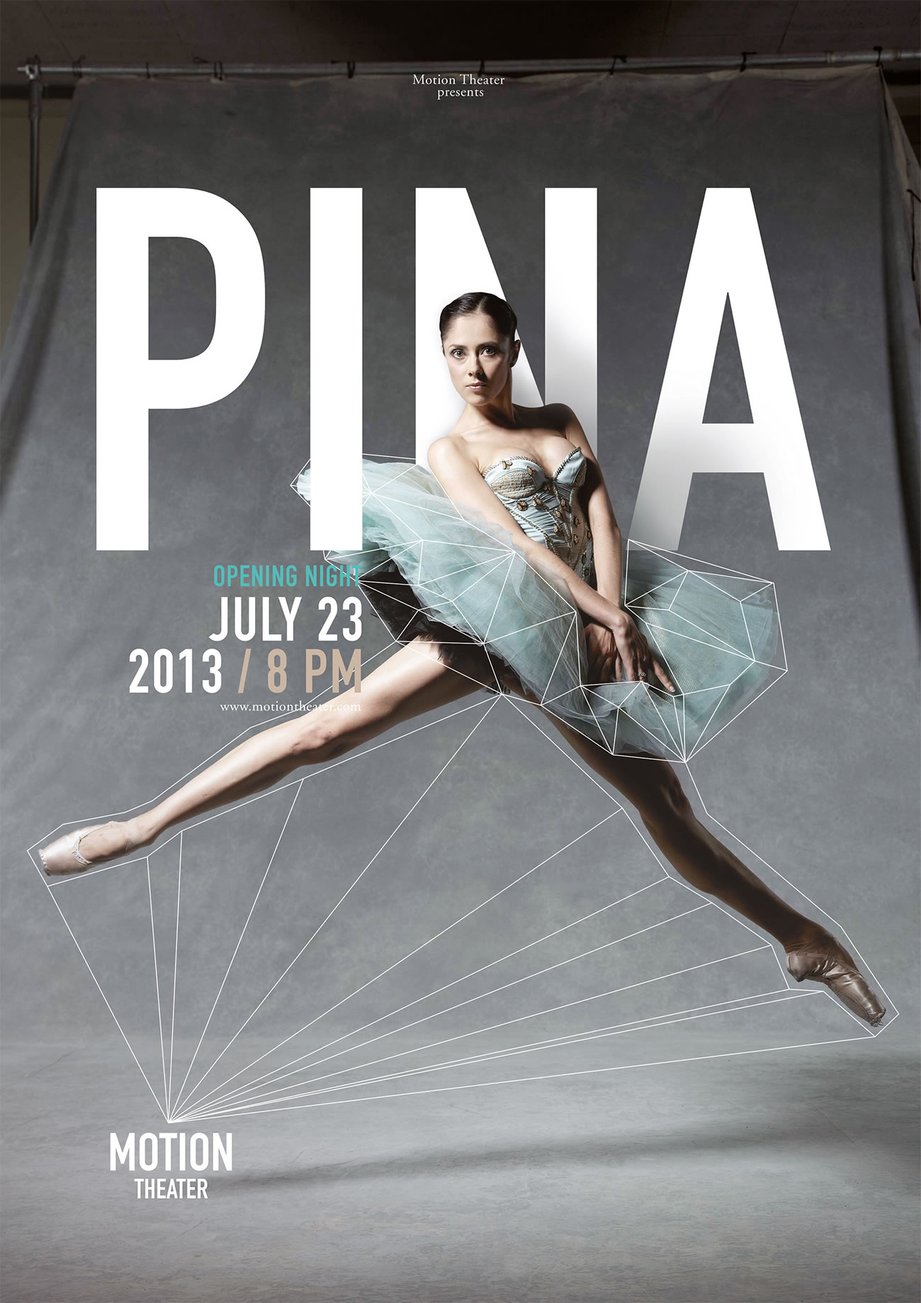 Pina, Motion Theater by Caroline Grohs