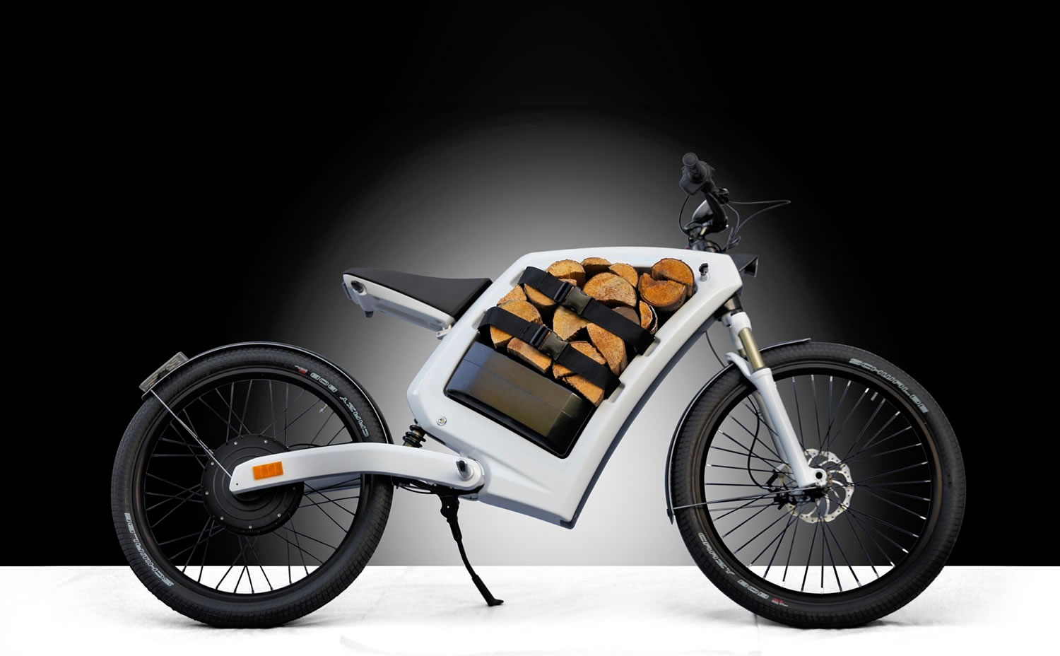 The Electric Cargo Bike