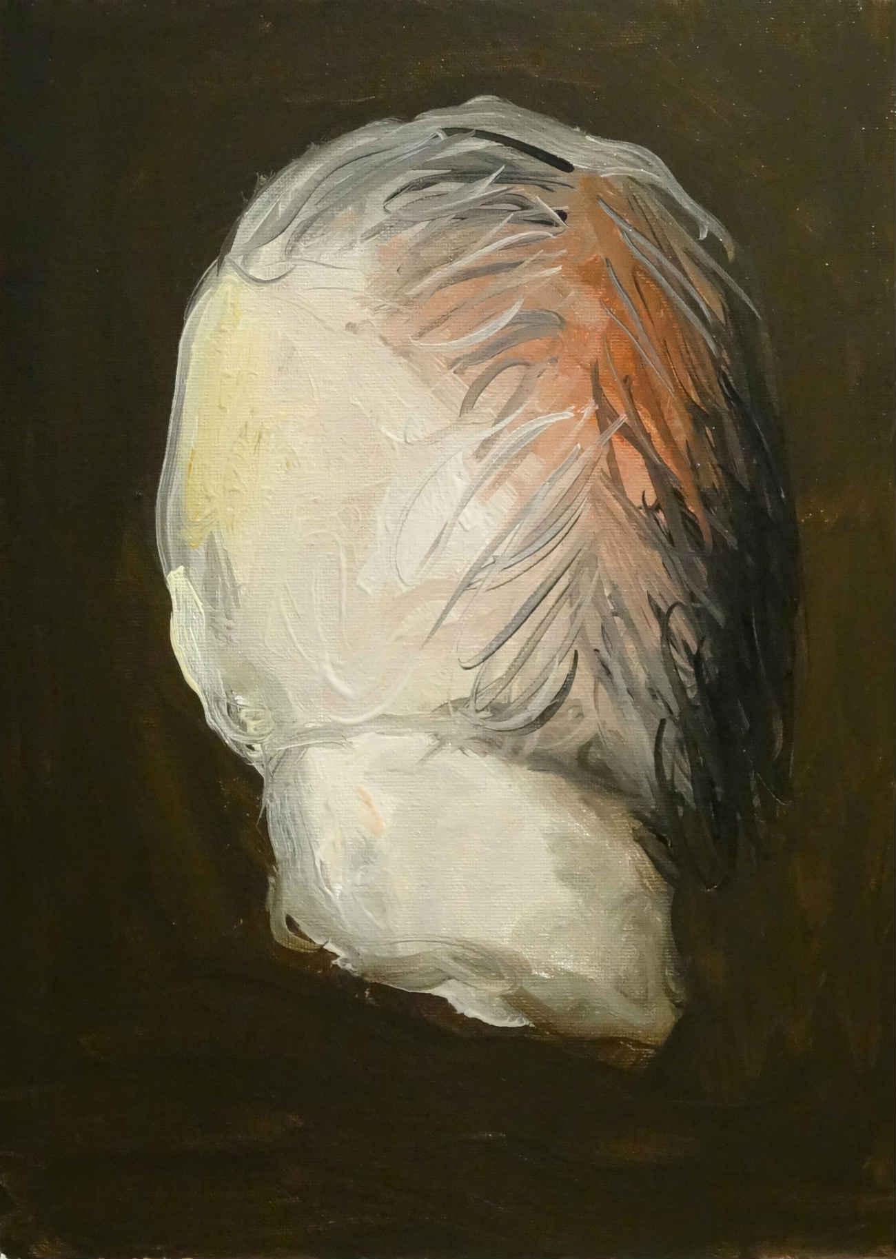 joseba eskubi painting abstract