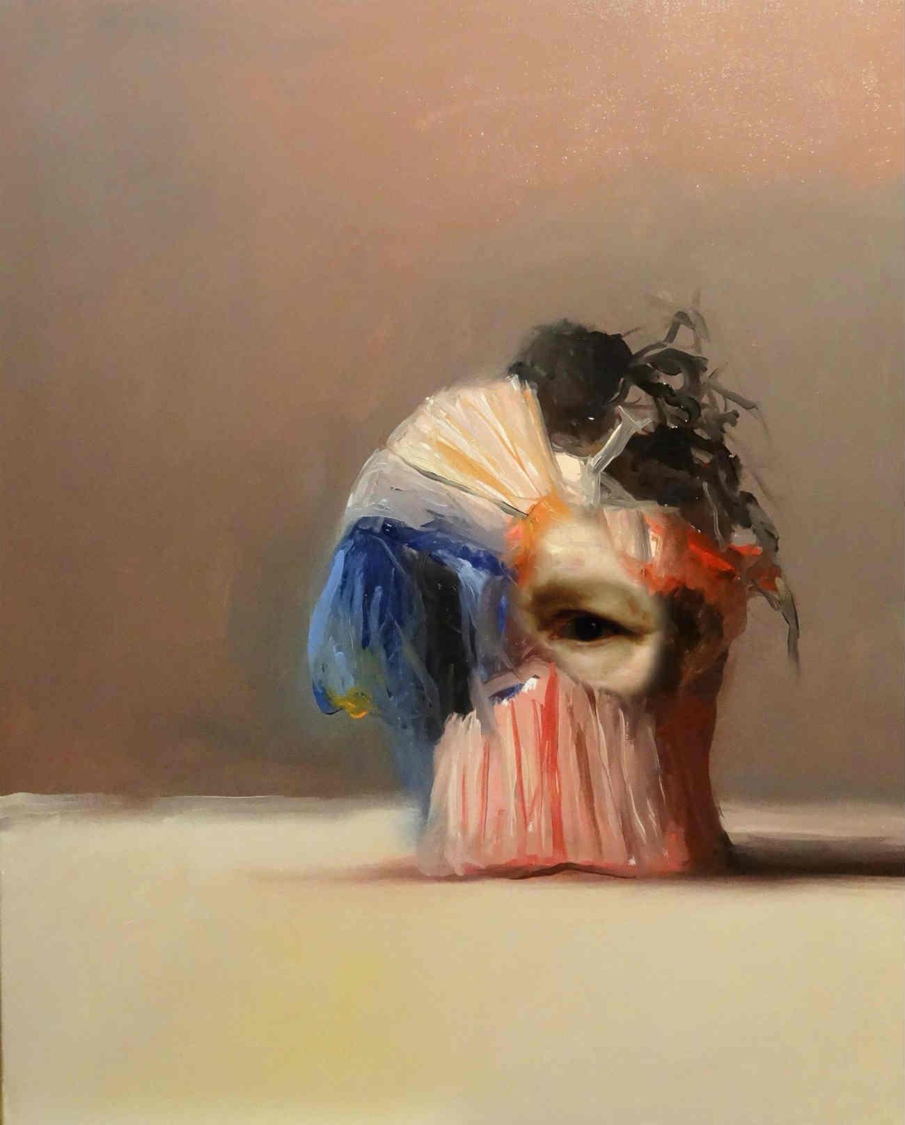 josepba eskubi abstract painting