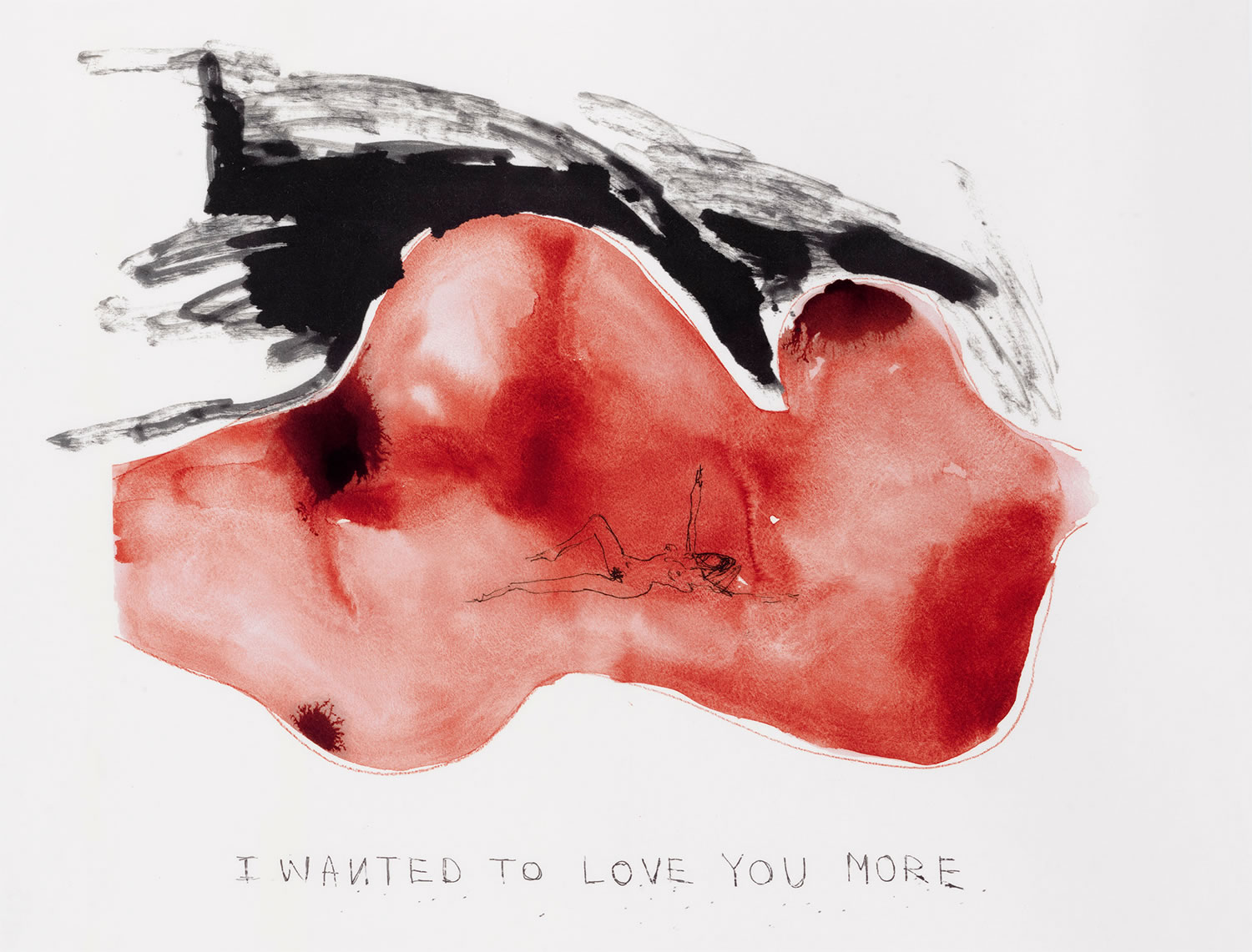 Louise Bourgeois & Tracey Emin Do Not Abandon Me Hauser