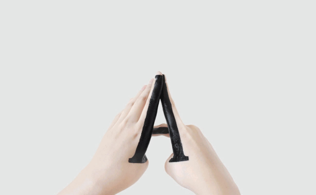 letter A by Tien-Min Liao