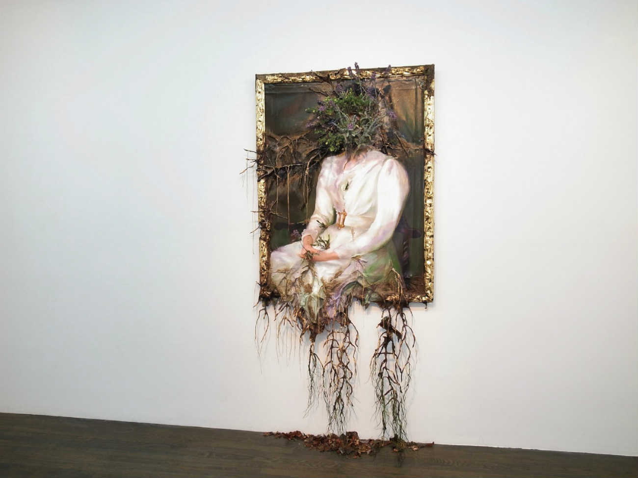 valerie hegarty painting coming to life