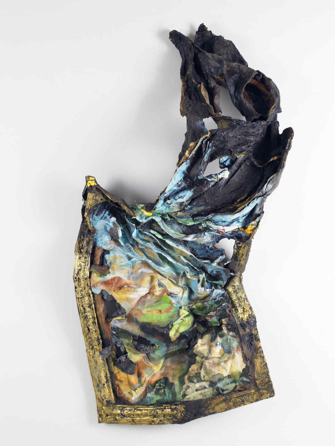 valerie hegarty twisted canvas