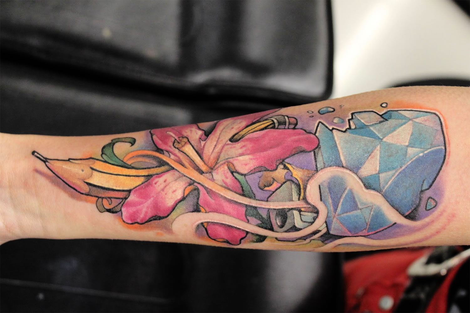 Tattoos by Renown Artist Victor Chil