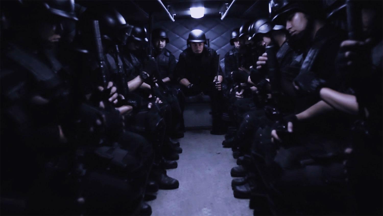 the raid, swat