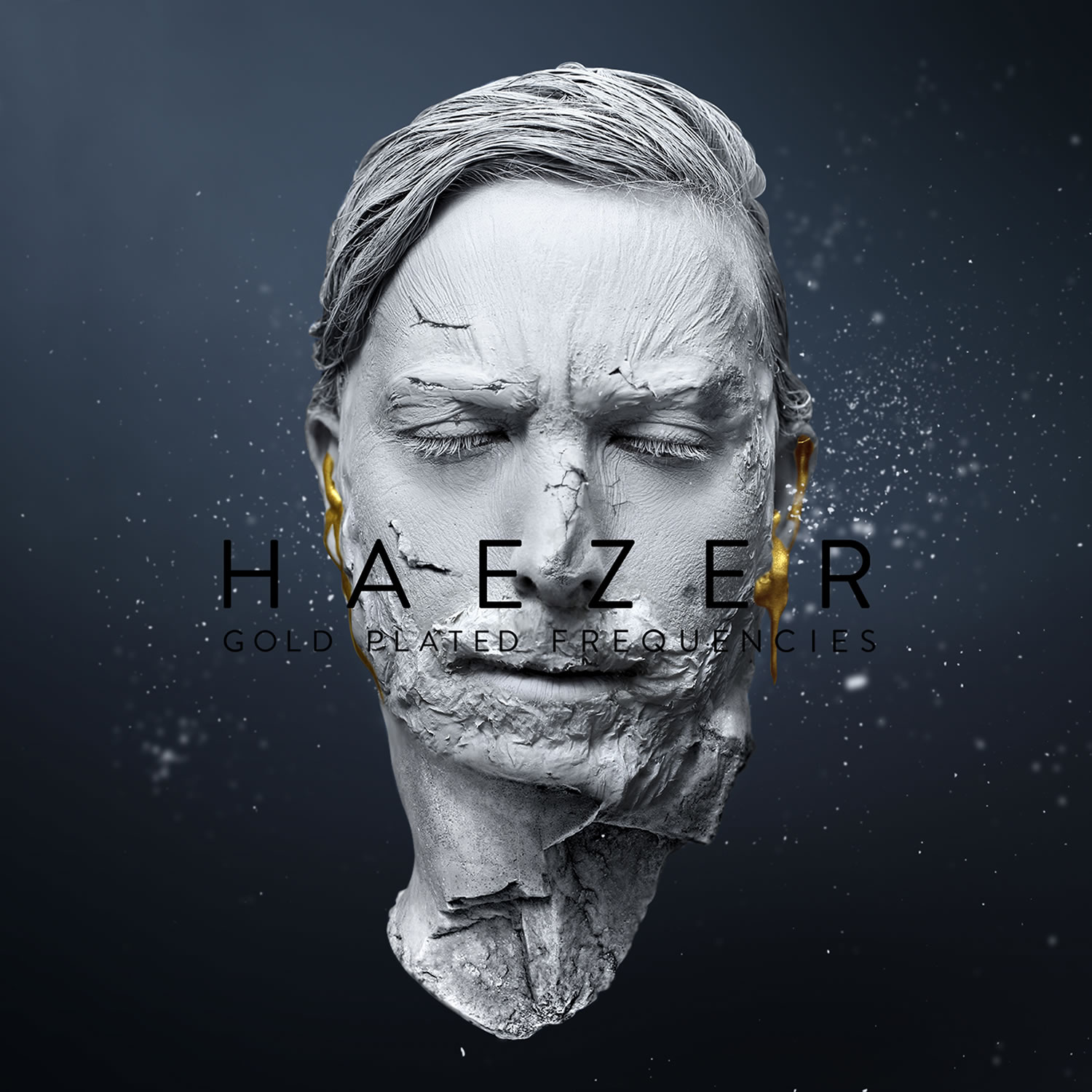 broken face album cover - adesign