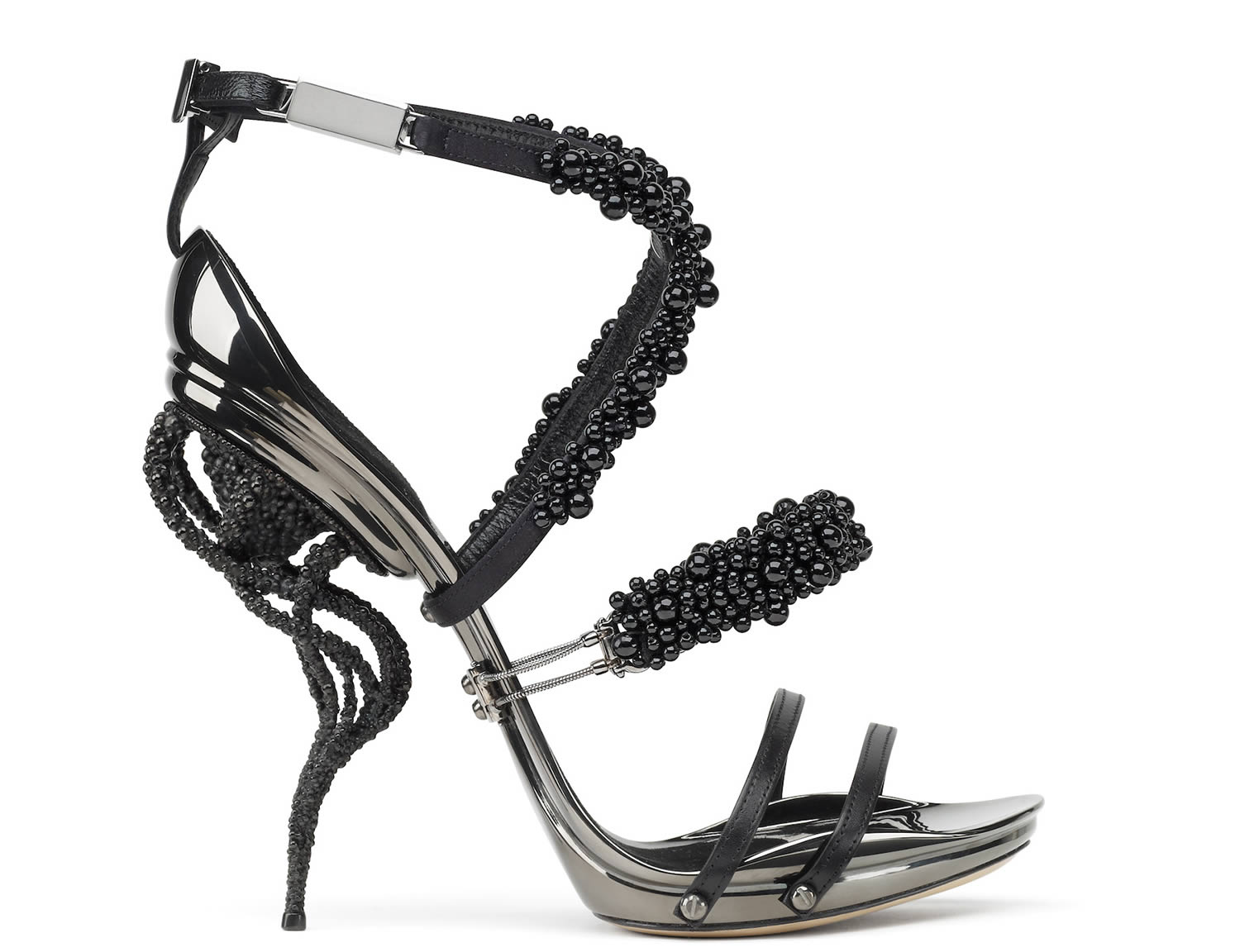 the conspiracy sandal