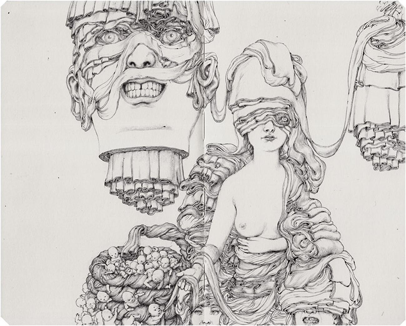 sketchbook drawing by anton vill 9