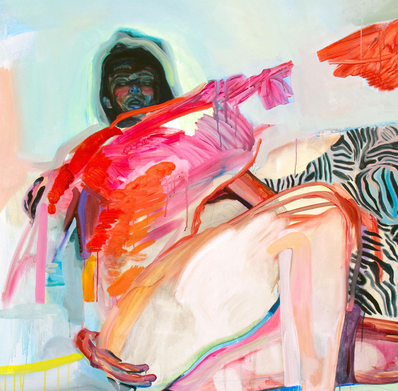 winston chmielinski painting nude