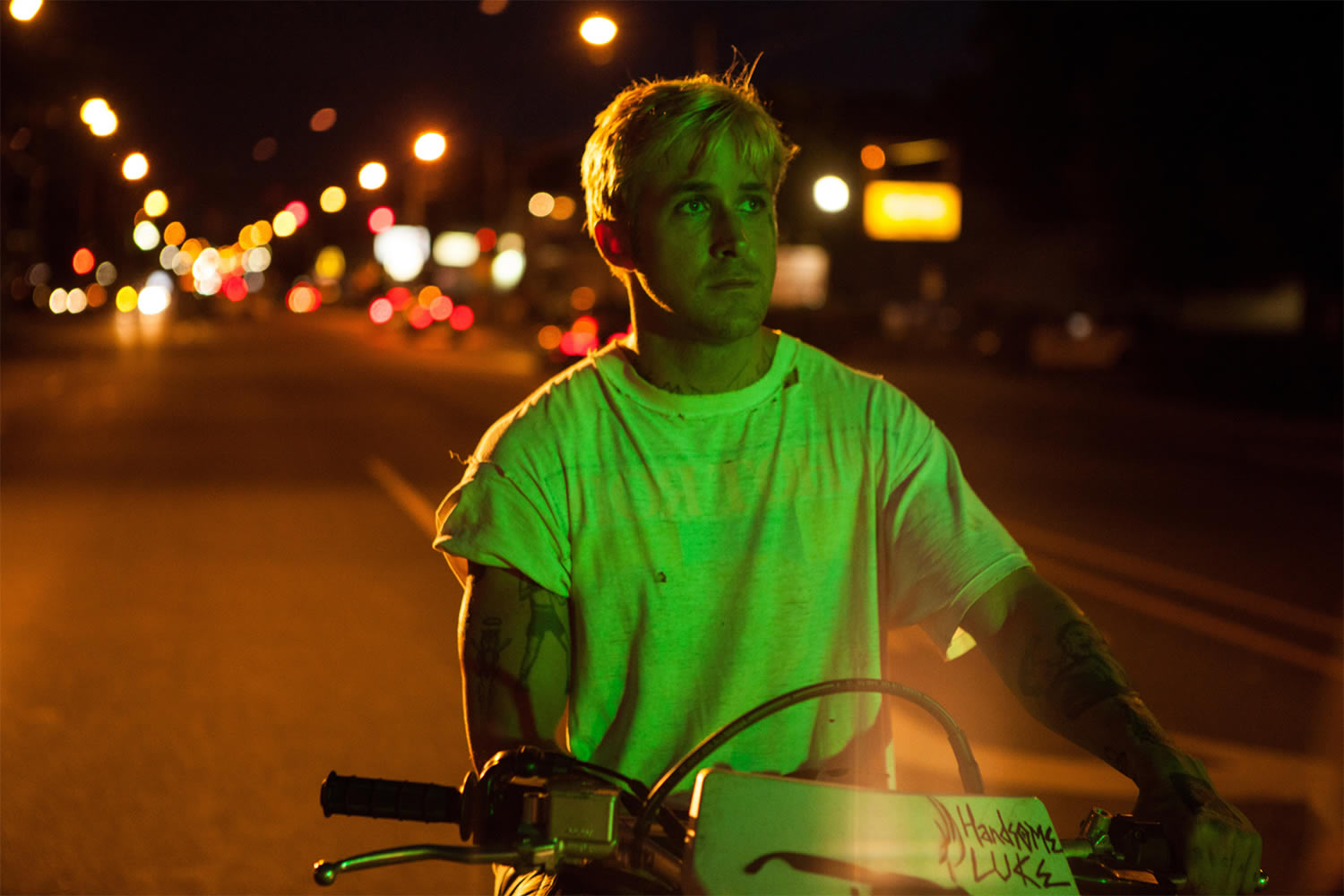 Ryan Gosling by The Place Beyond The Pines