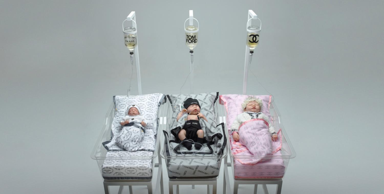 desire obtain cherish baby sculpture, fashion brands