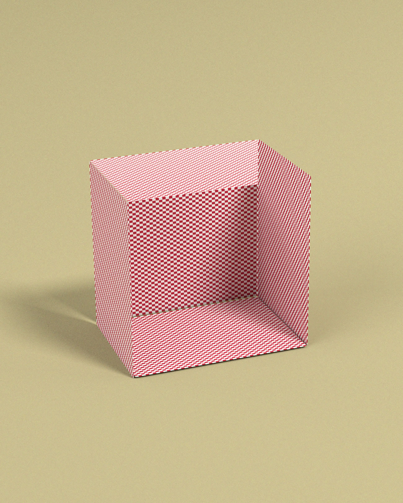 playing card illusion box by zachary norman
