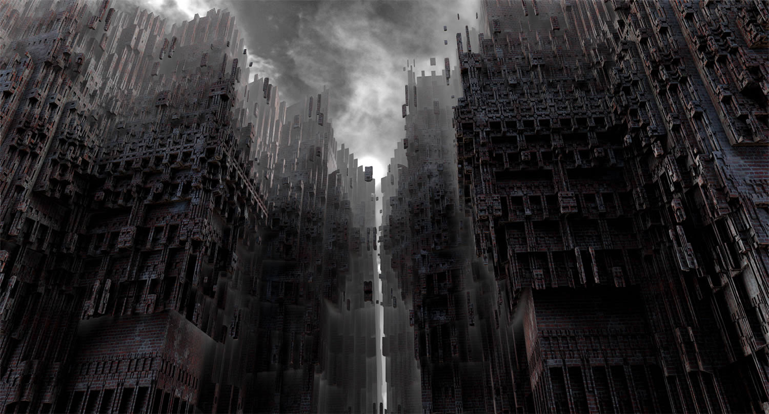 dellusions of gothic by Graham Symmons