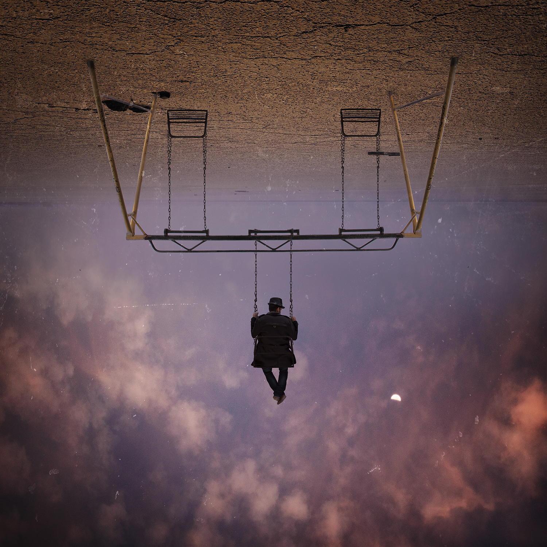 hossein zare photography swing sky