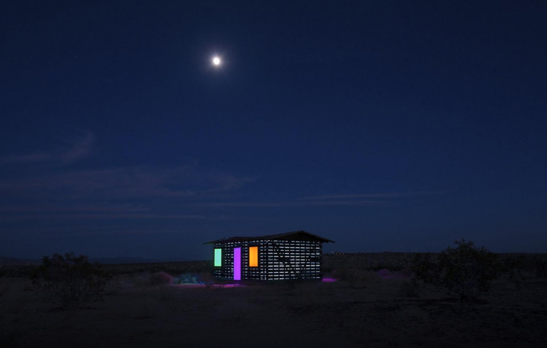 lucid steady, light house by phillip k smith