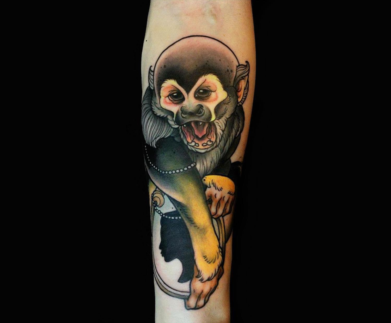 0587ed0468f34 10 Remarkable Animal Tattoos | Scene360