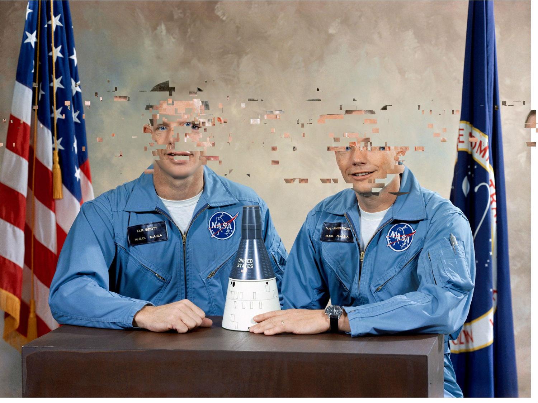 david szauder astronauts digital art