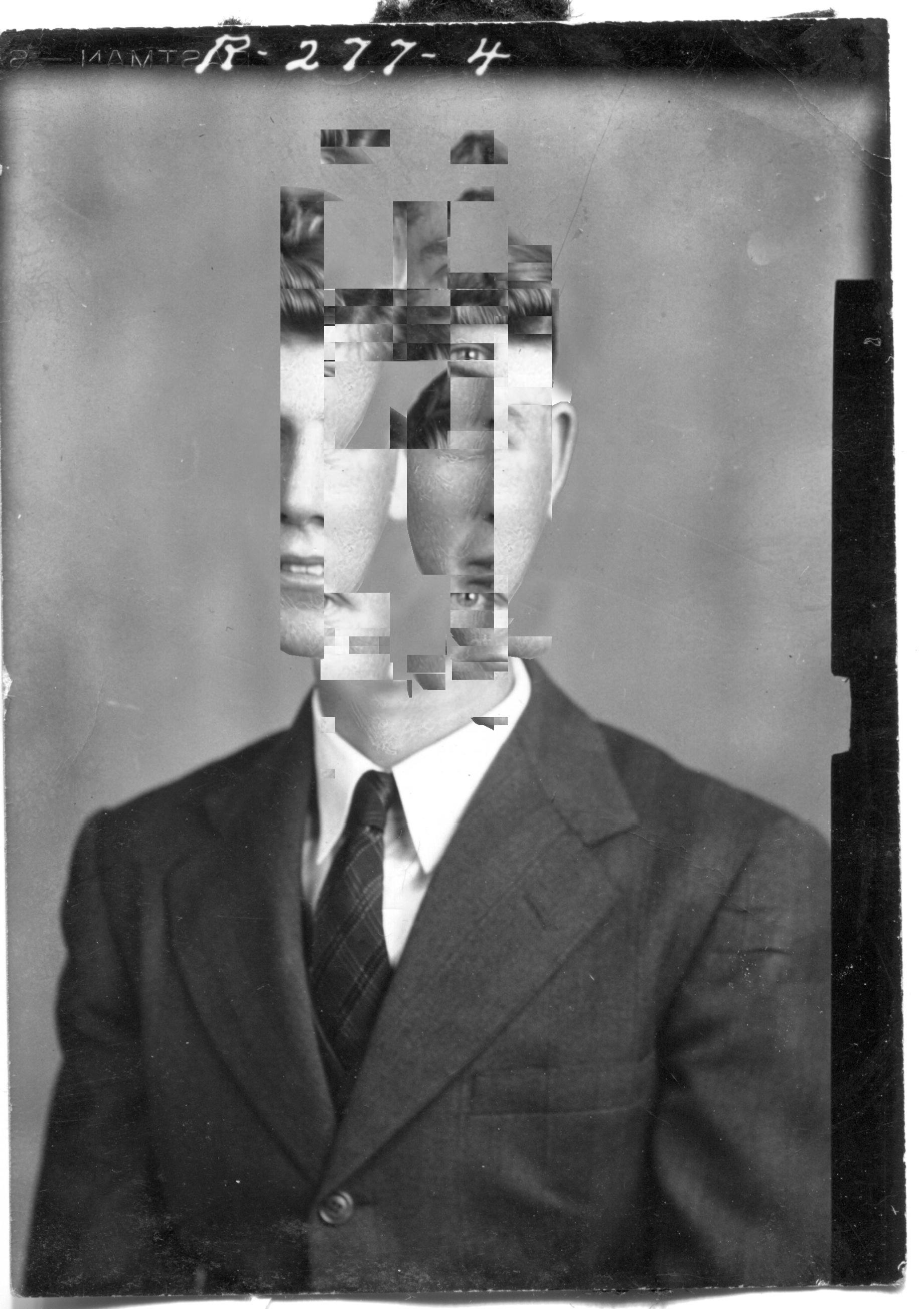 david szauder black white digital