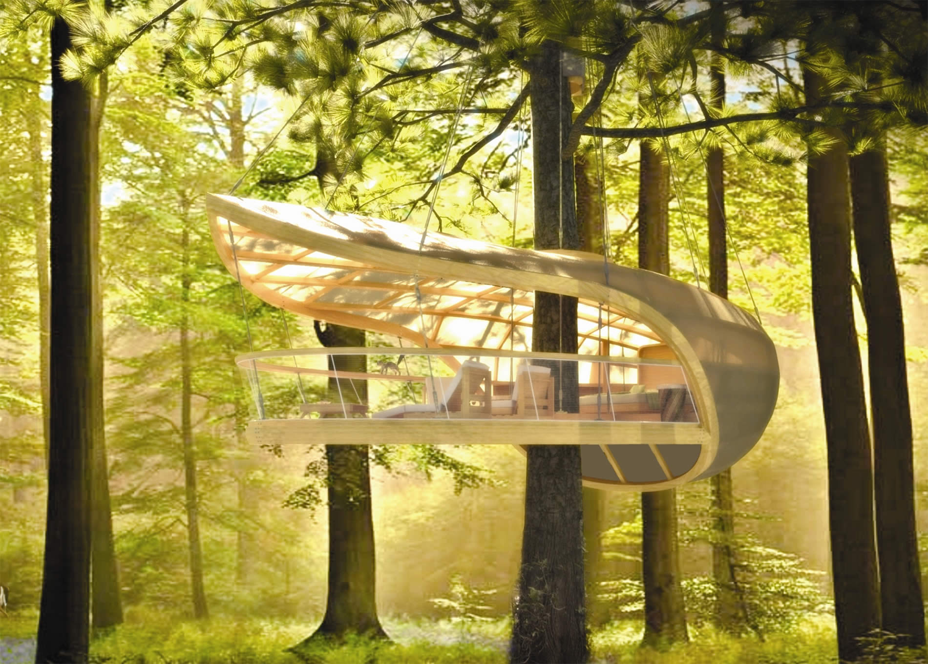 farrow architects samara forest canada