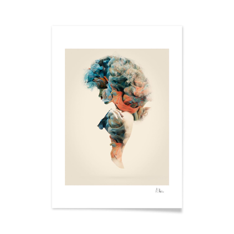 poster print, Trivial Expose by alberto seveso