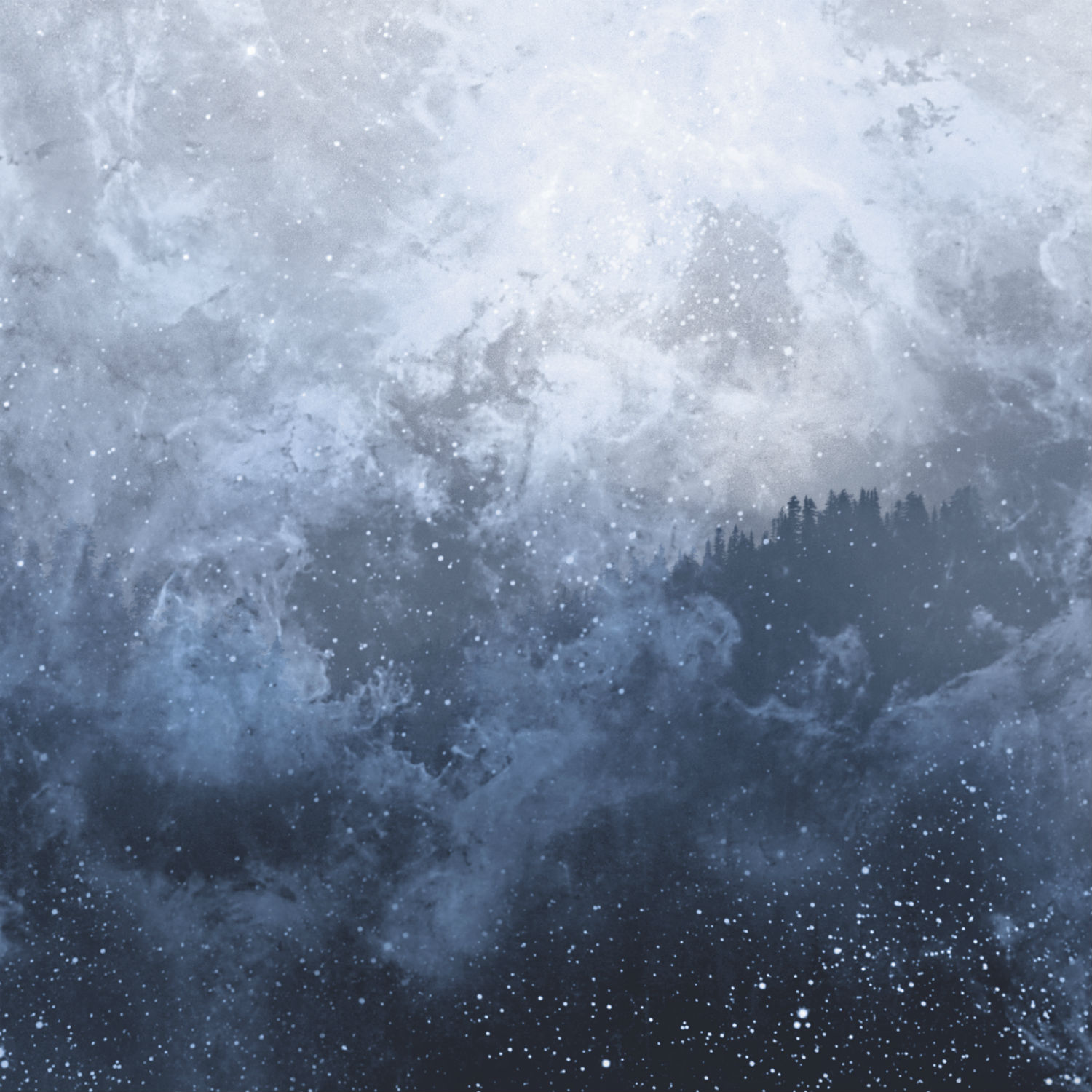 wolves in the throne room album cover celestial stars