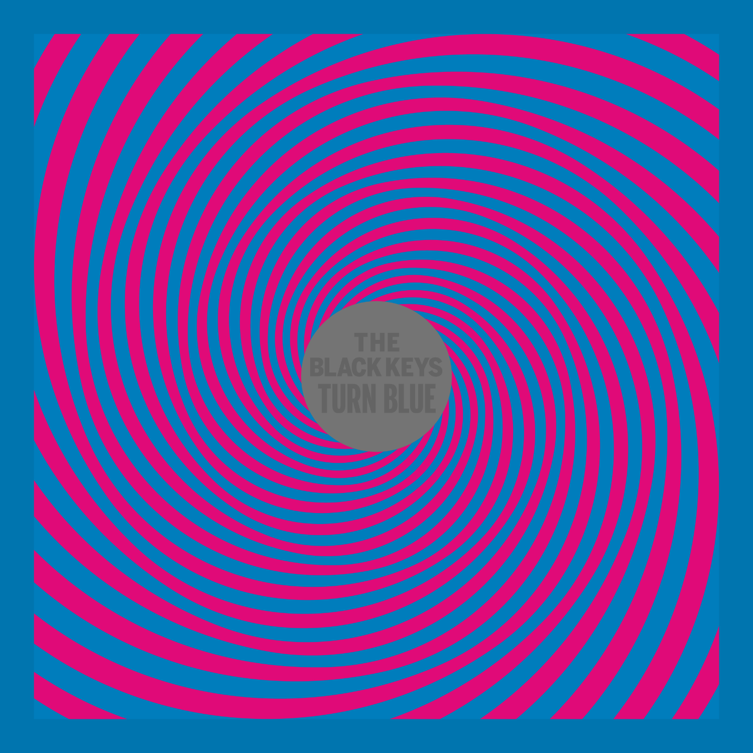 the black keys cover spiral illusion