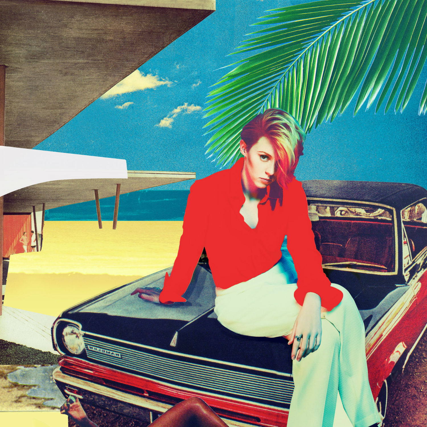 la roux david bowie 70s colours album