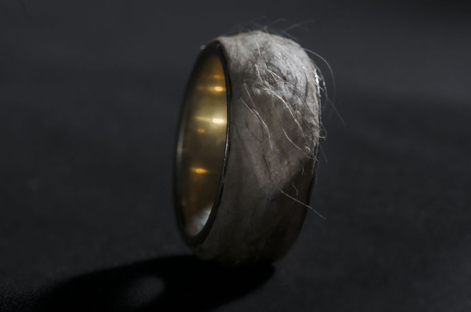 forget the knot, a ring by