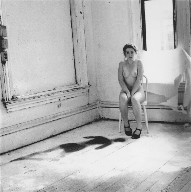 francesca woodman self portrait nude