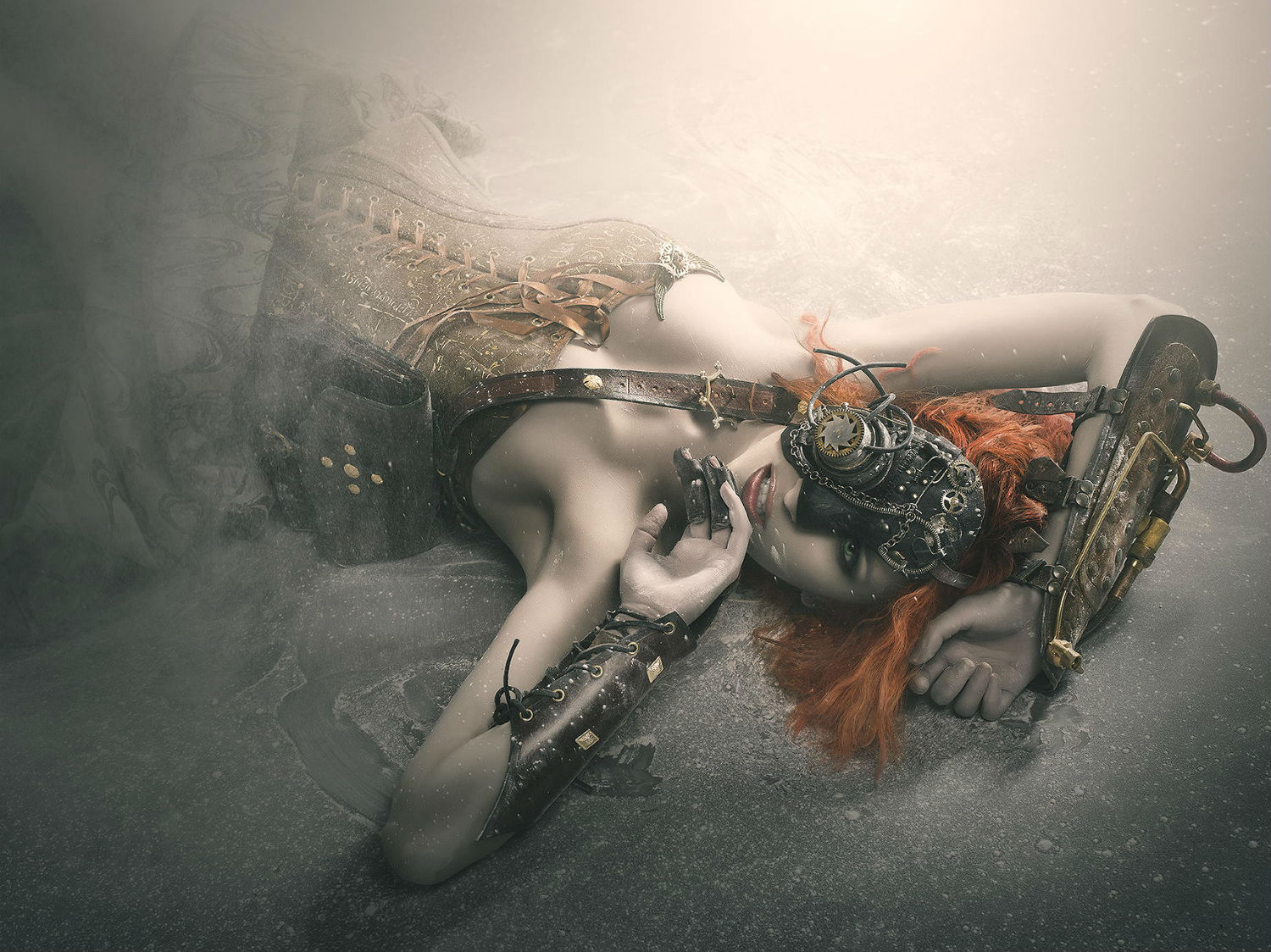 rebecca saray photography surreal Digital fantasy