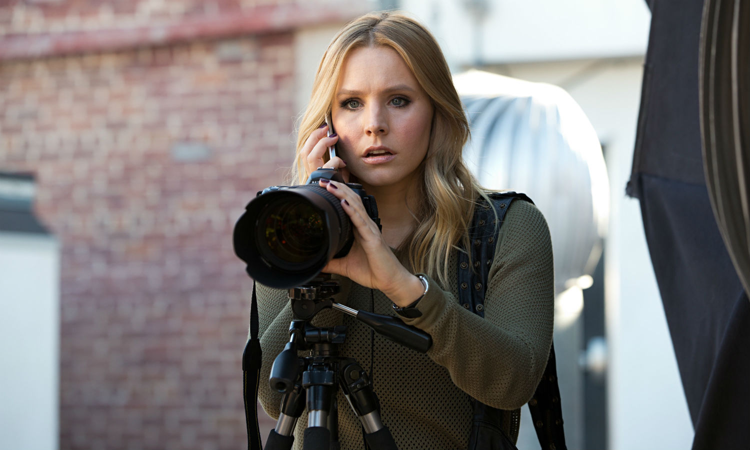veronica mars movie camera