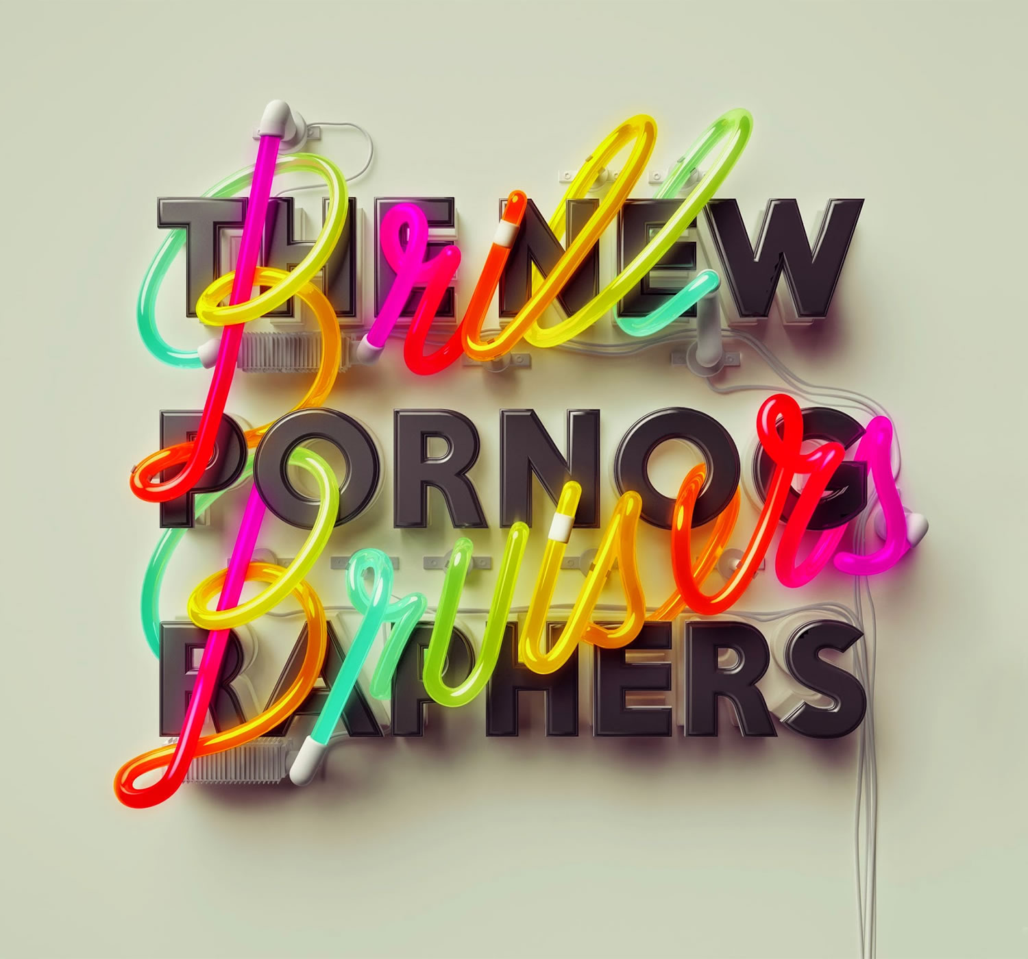 """The New Pornographers"" by Steven Wilson."