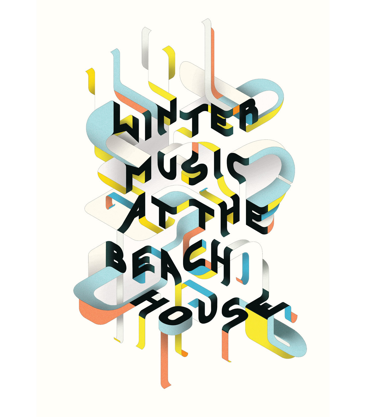 Soho House - Winter Music At The Beach House by Charles Williams
