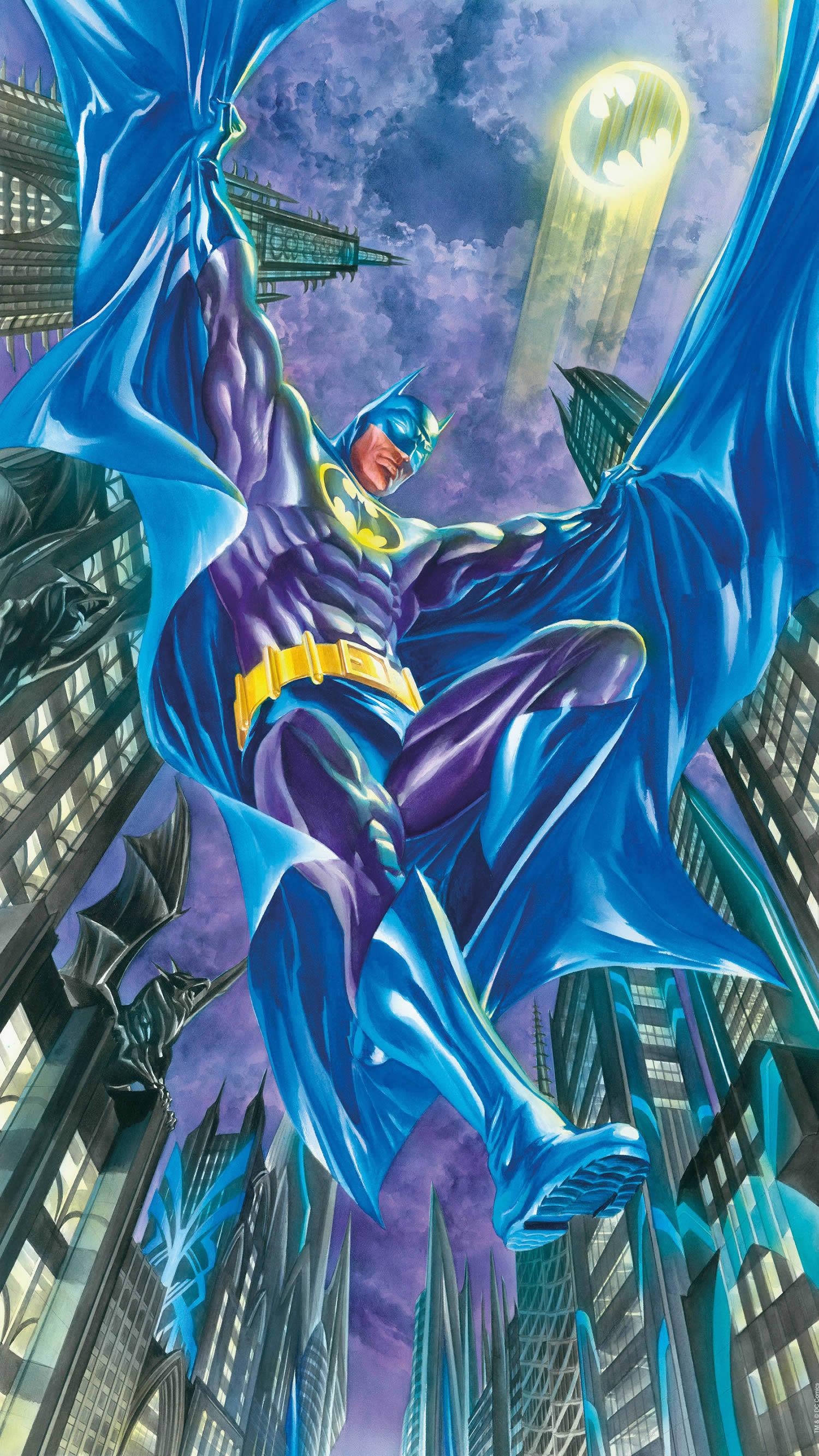 Batman: Dark Knight Detective by alex ross