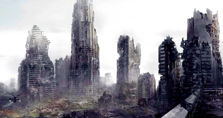 Terminator: Genesys, apocalyptic scene